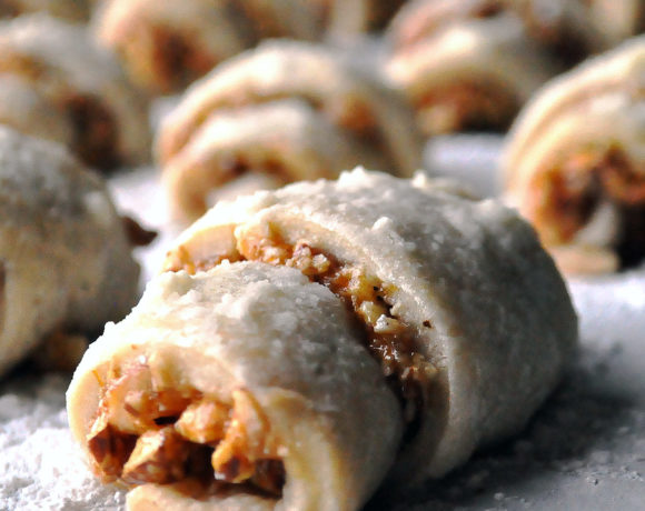 Apricot Almond Rugelach