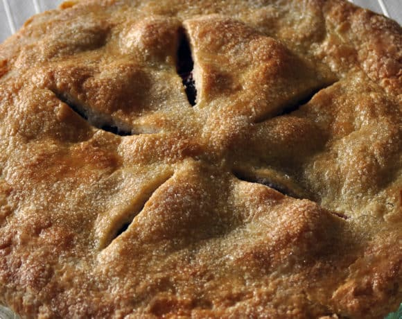 Classic Flaky Pie Crust
