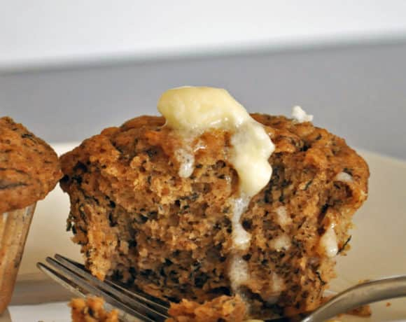 The Best Gluten-Free Banana Muffins