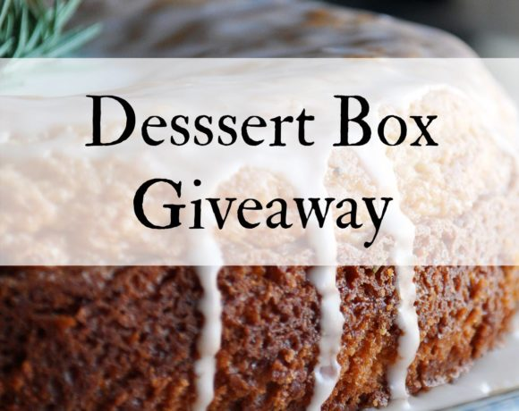 Chef'd Dessert Box Giveaway