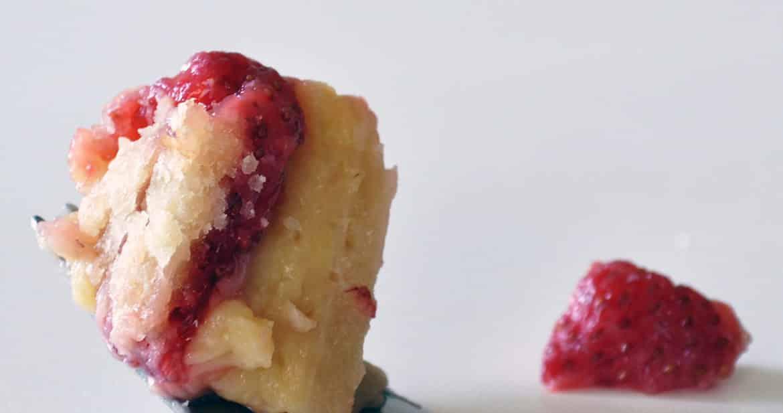 Strawberry Cream Pie   Strawberry Pie Filling