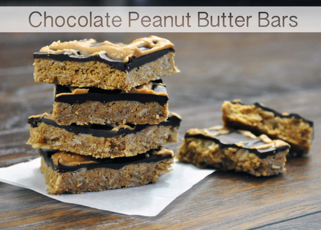 Cookie Bars, Reinvented: Healthy, Gluten Free & Still Delicious