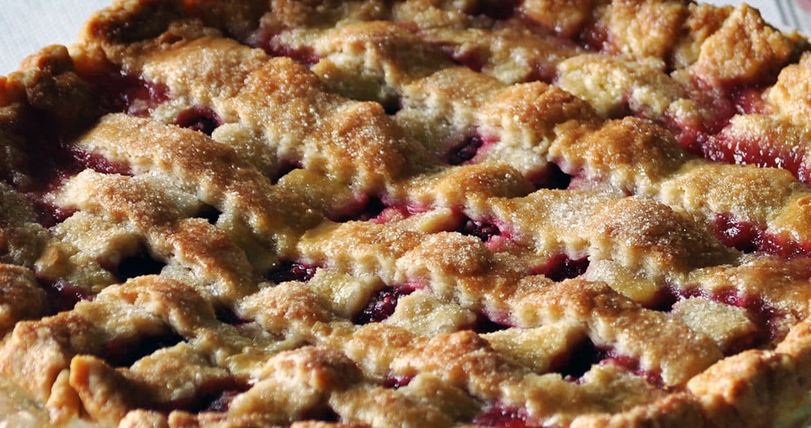 Raspberry Pie | ofbatteranddough.com
