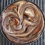 Marble Chocolate Cheesecake. New york cheesecake recipe