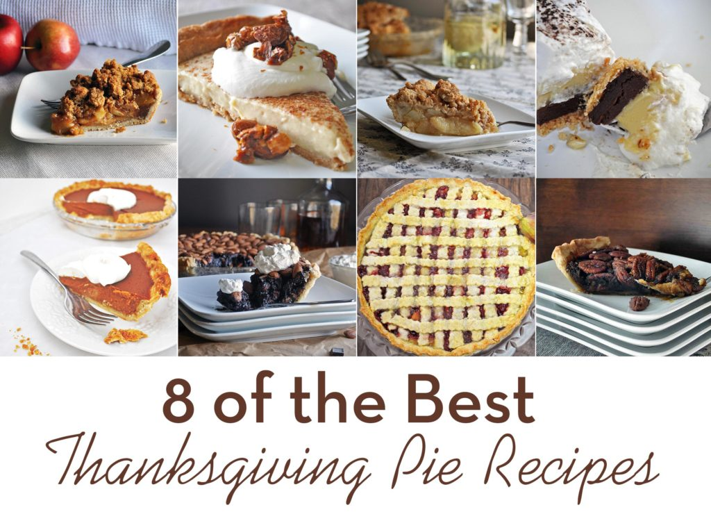 Best Thanksgiving Pie Recipes