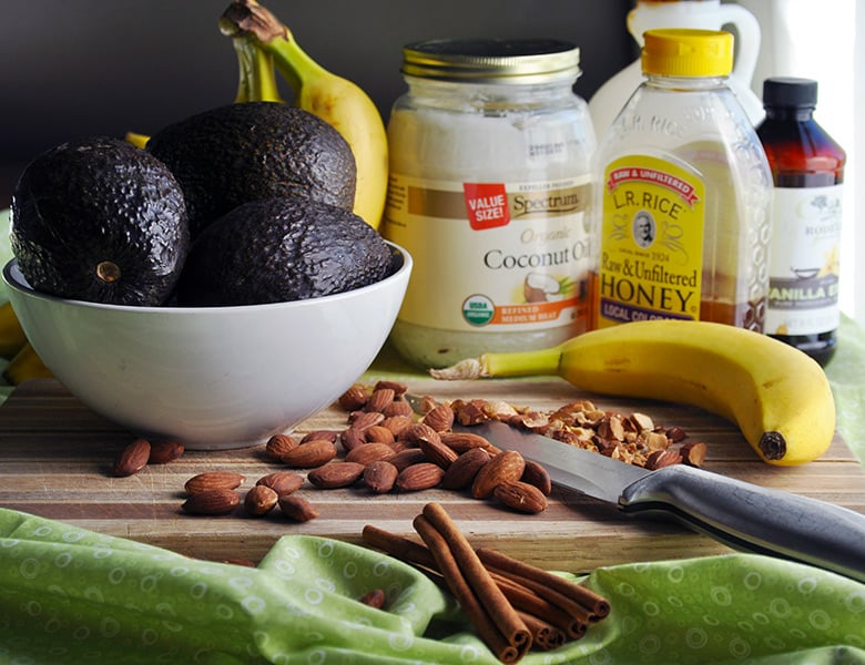 chocolate avocado pudding   no cook chocolate pudding recipe   ofbatteranddough.com