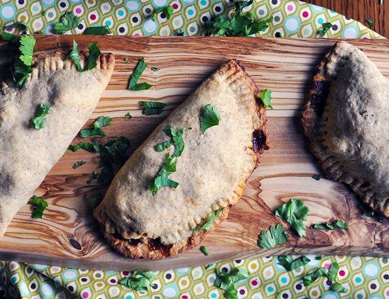 Homemade chorizo empanadas recipe | ofbatteranddough.com