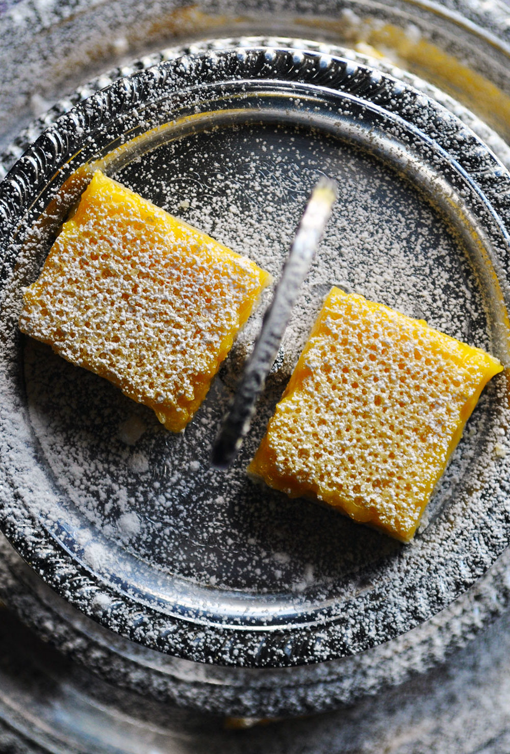 Lemon Bars | Best Lemon Bar Recipe | ofbatteranddough.com