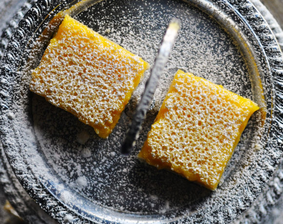 The Best Melt-in-Your-Mouth Lemon Bars