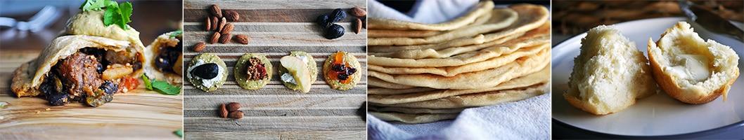 More savory recipes | Savory Tart | ofbatteranddough.com