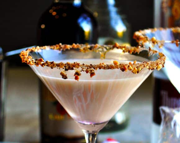 Martini Party ~ 5 Toffeetini Recipes That Will Rock Your World