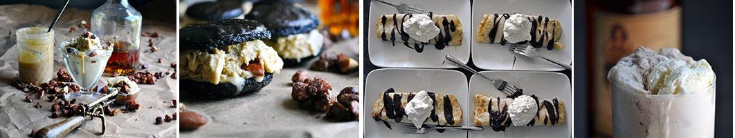 More ice cream recipes | ofbatteranddough.com
