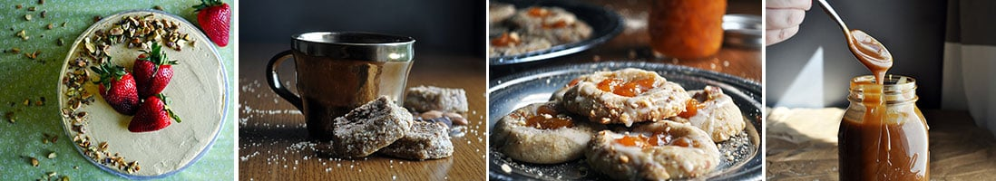Other shortbread and pistachio recipes | ofbatteranddough.com