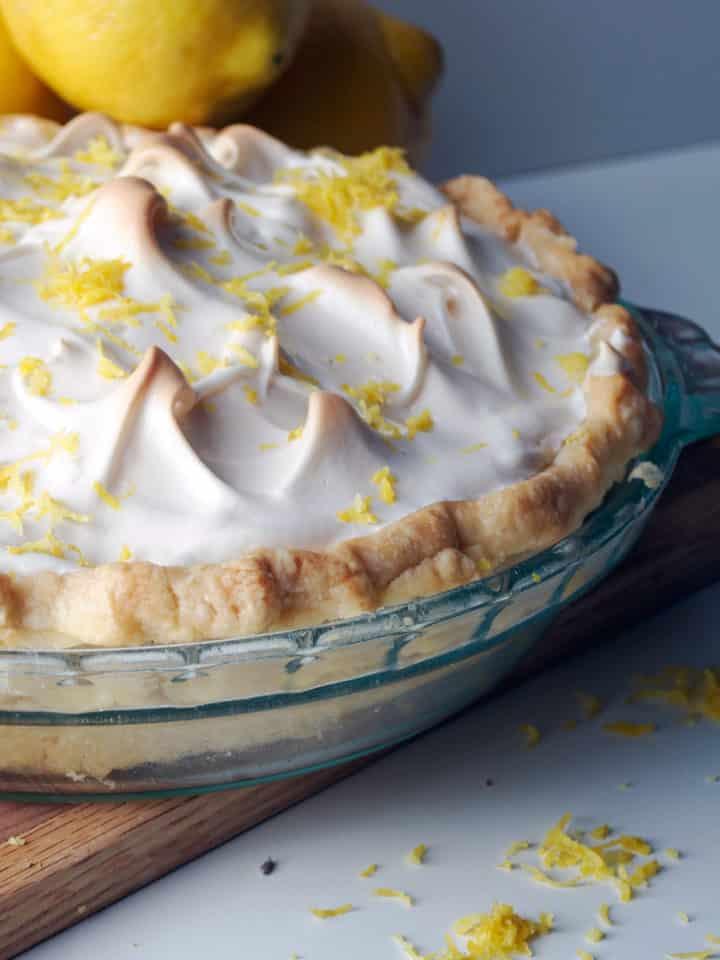 Pre Bake Pie Crust