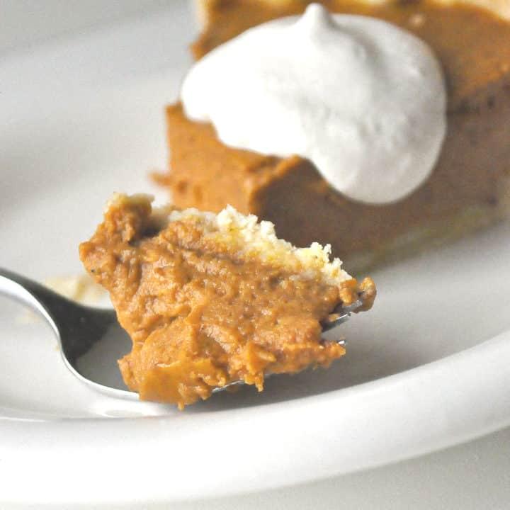 The best classic Pumpkin pie recipe