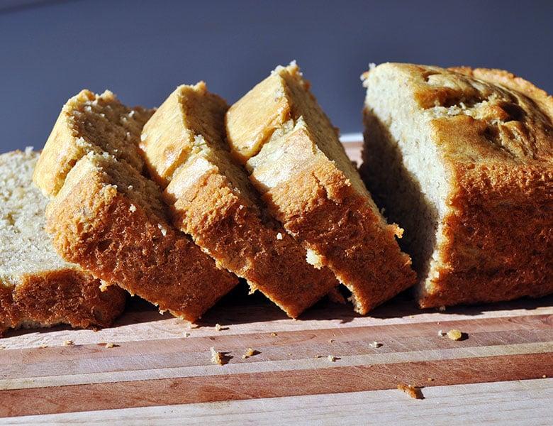 Old-Fashioned Banana Bread Recipe - Lisa Ritter Food Wine 79