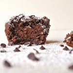 Gluten free dark chocolate muffin recipe