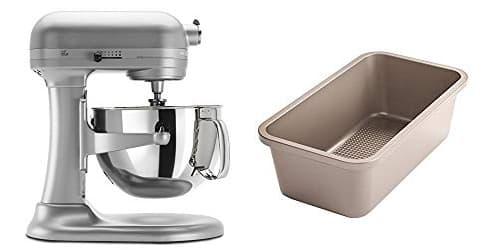 KitchenAid Mixer and Loaf Pan
