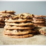 The Best Chewy Chocolate Chip Cookie recipe | OfBatterAndDough.com
