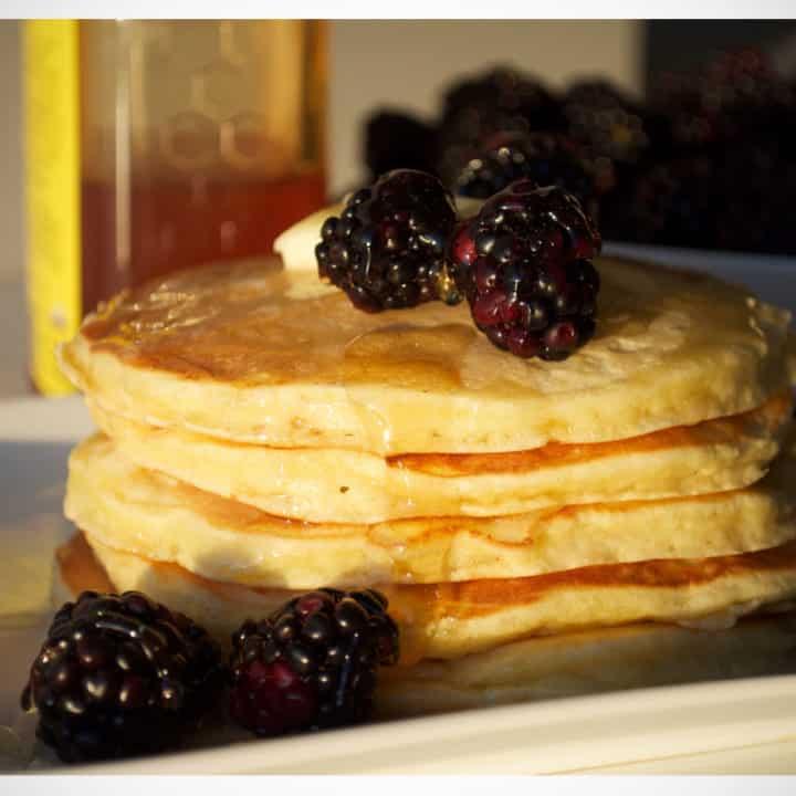 The Best Quick Pancakes recipe