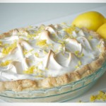 Lavender Infused Lemon Meringue Pie recipe