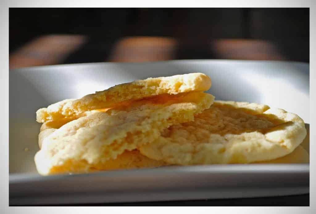The Best Vanilla Sugar Cookies | OfBatterAndDough.com