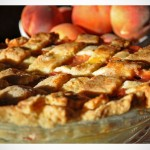 Peach Raspberry Pie recipe