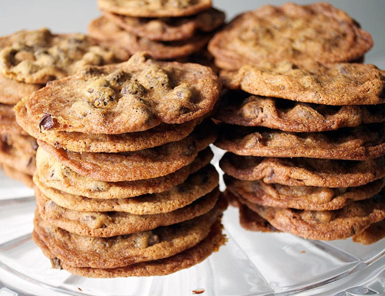 Best Chocolate Chip Cookie Recipe | ofbatteranddough.com