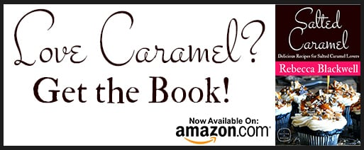Salted Caramel Cookbook