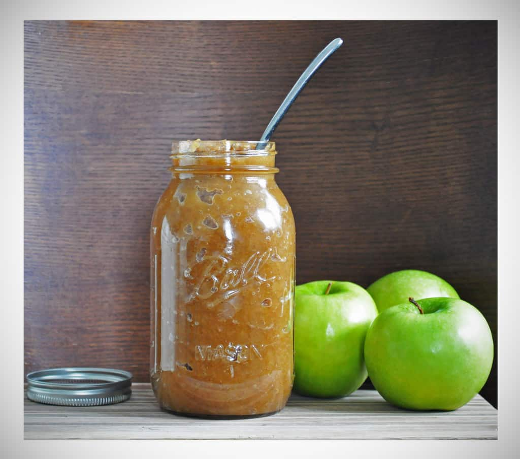 Sugar Free Homemade Applesauce