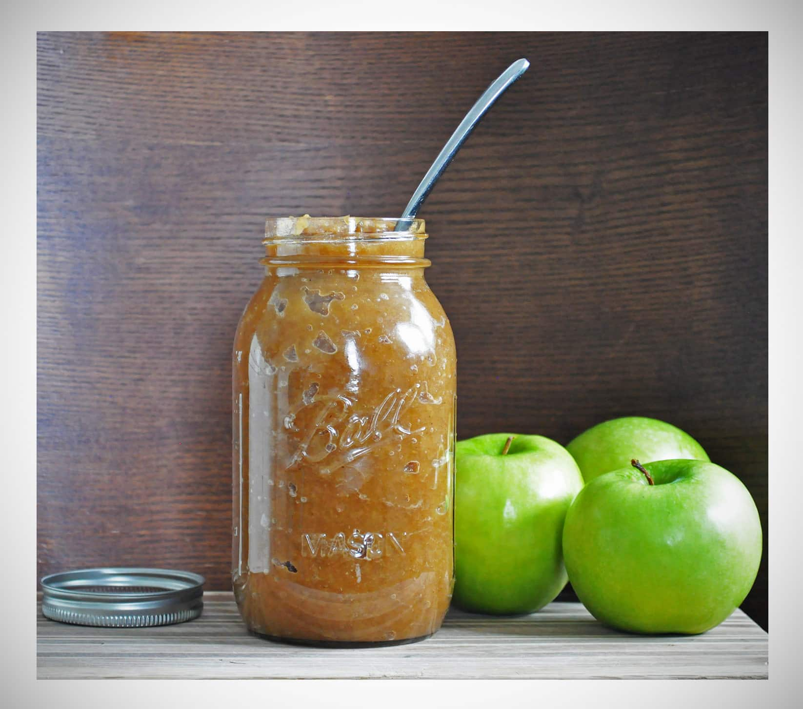 Sugar Free Homemade Applesauce. My teenage girls love to spoon applesauce into a bowl for an after school snack. I generally always have some on hand, ...