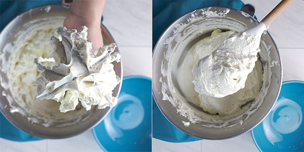 How to make Italian Meringue Buttercream.