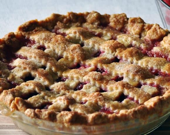 Raspberry Pie | ofbatteranddough.com