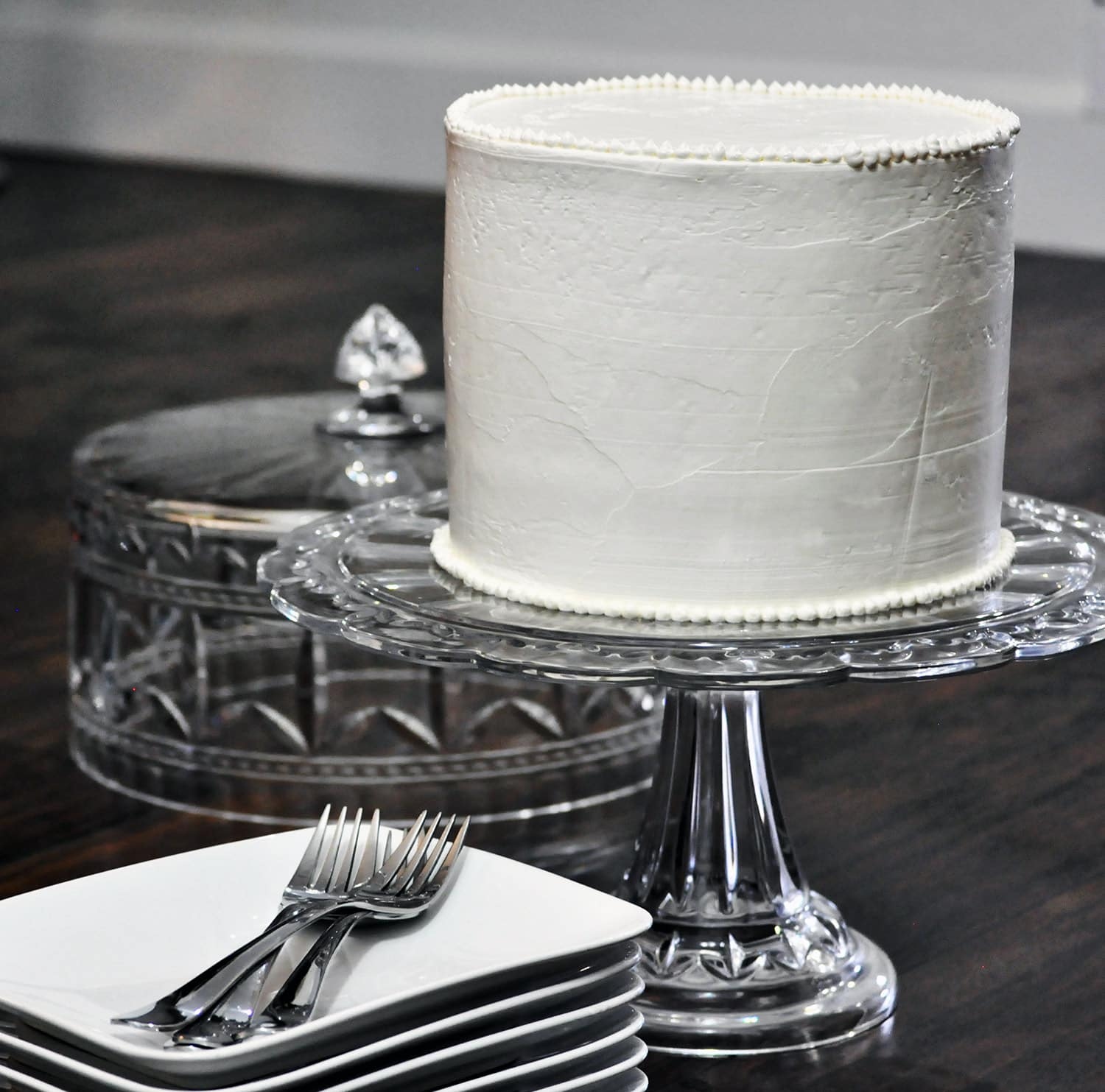White Wedding Cake Recipe Moist