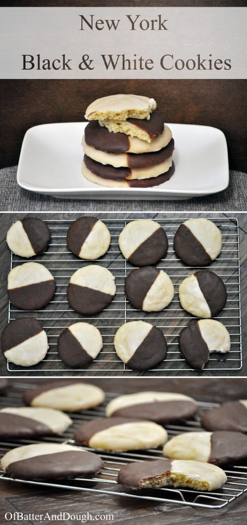 Black and White Cookie Recipe