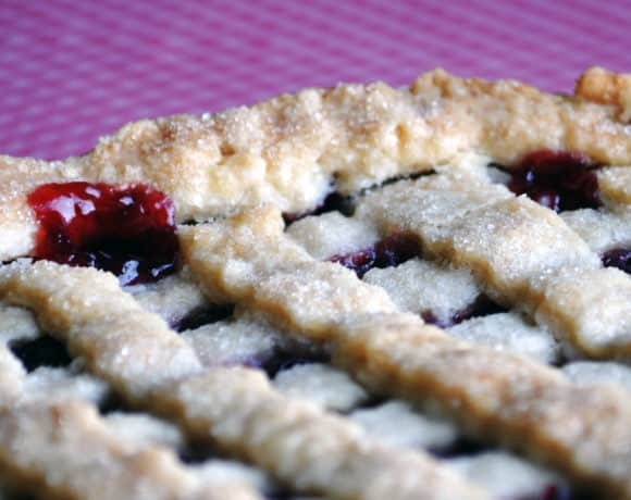 Triple Cherry Pie Recipe