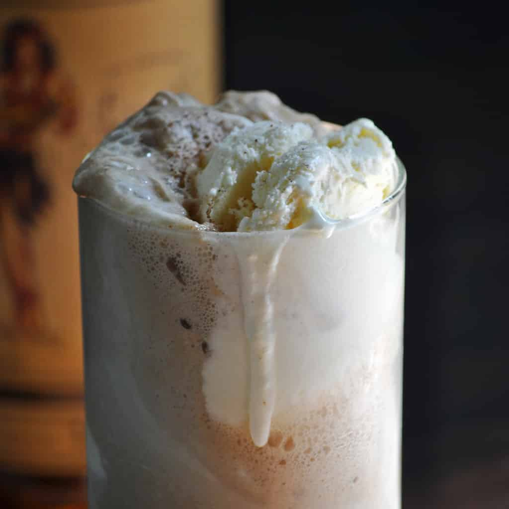 Alcoholic Root Beer Float Recipe