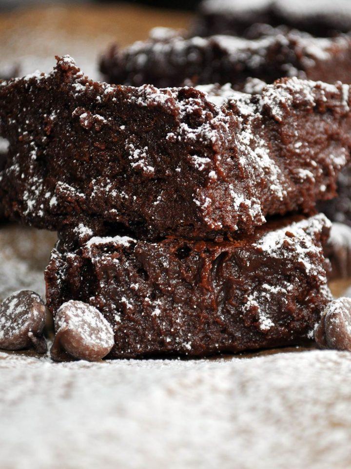 Brownies fudge brownies featured