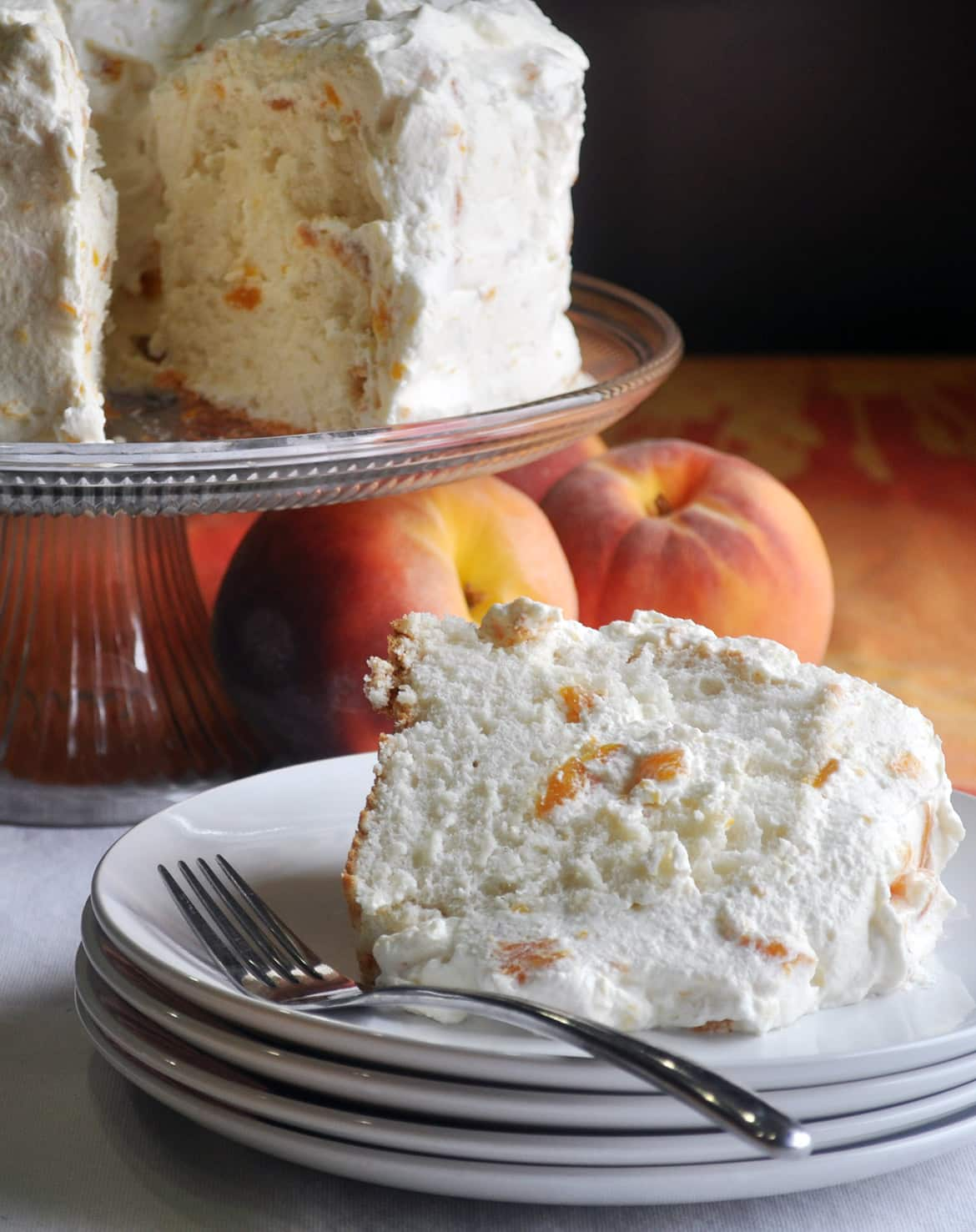 Flavored Angel Food Cake Recipes