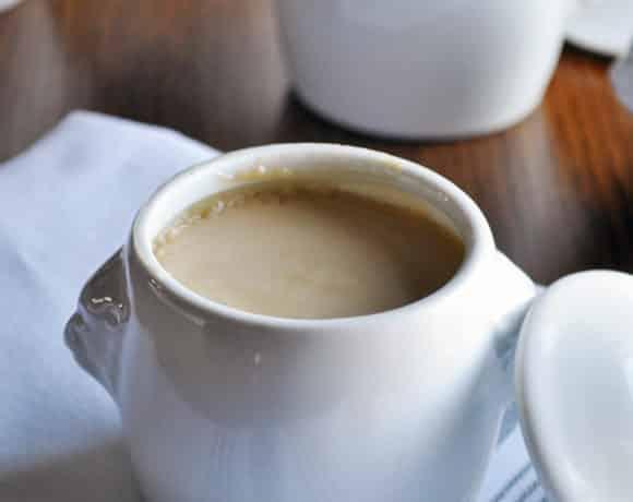 Chai Vanilla Pots de Creme | Chai Vanilla Custard