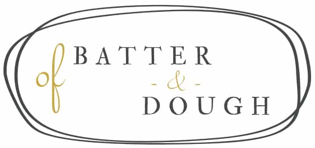 Of Batter and Dough logo