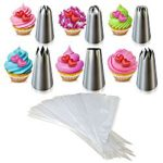 Cake decorating kit