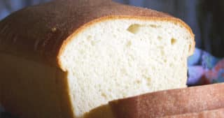 Perfect White Sandwich Bread