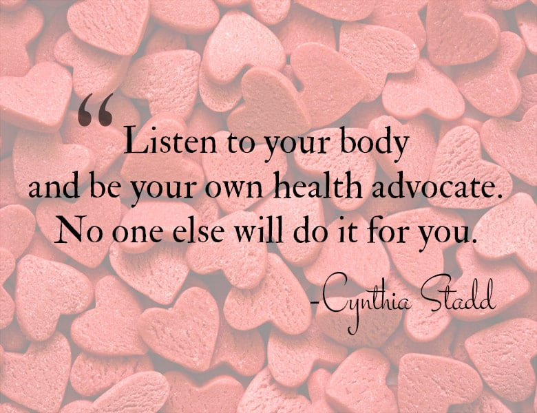 Baking and nutrition interview with Cynthia Stadd