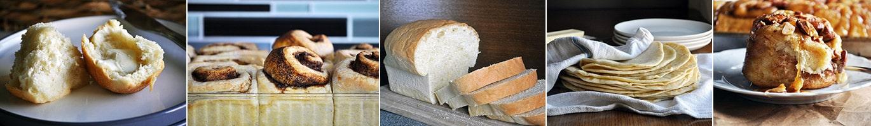 More bread recipes