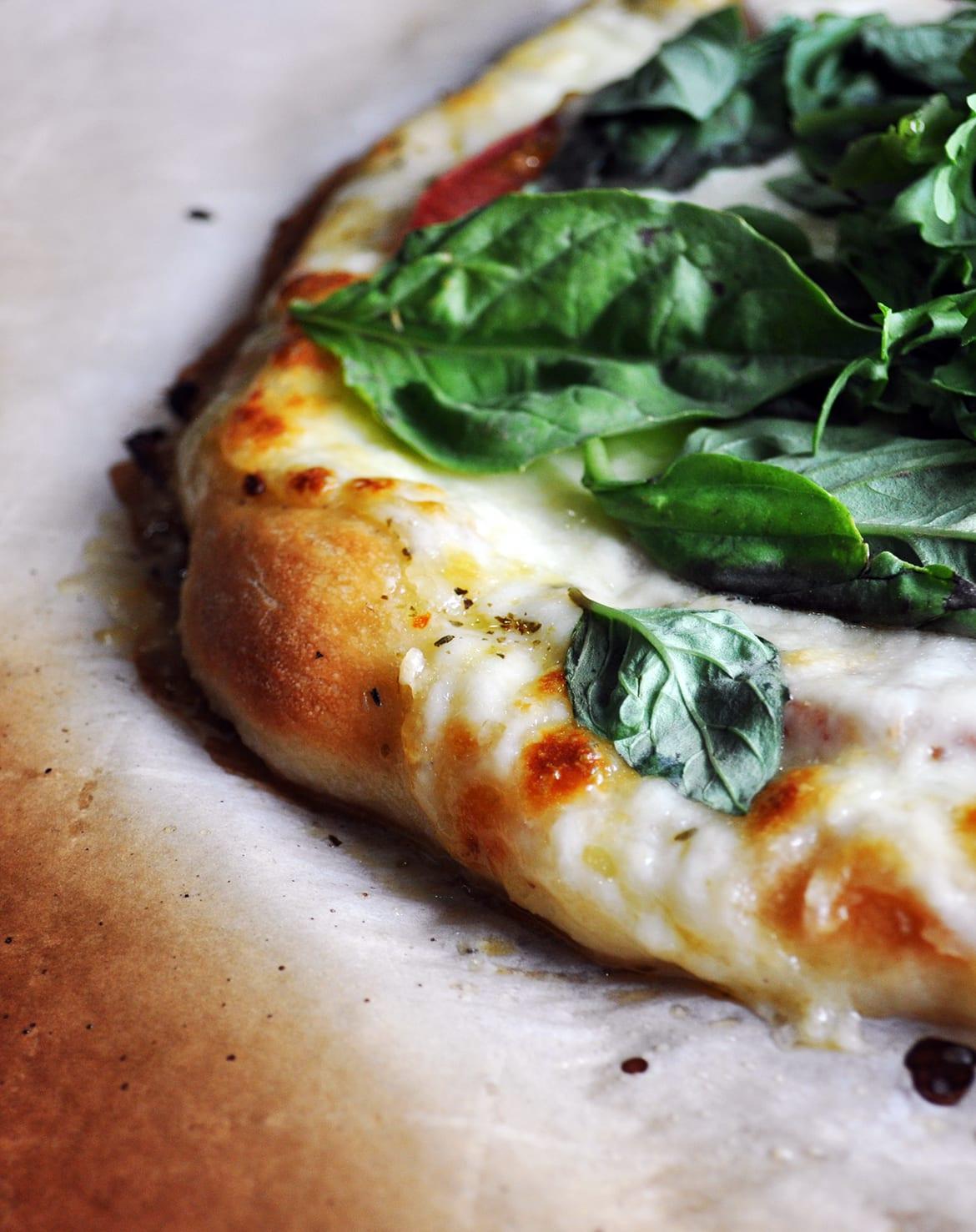 homemade pizza dough recipe batter and dough