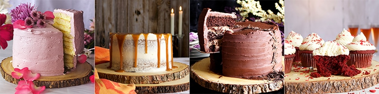 More popular Cake recipes: 8-Layer Lemon and Blackberry Layer Cake, Carrot Cake with Cream Cheese Buttercream and Caramel Rum Sauce, Chocolate Blackout Cake, Perfect Red Velvet Cake