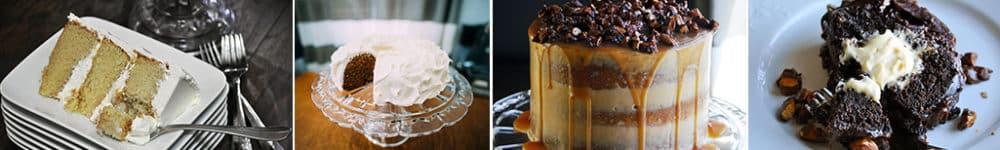 More delicious cake recipes | ofbatteranddough.com