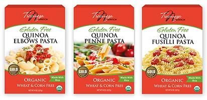 Tresomega gluten free pasta