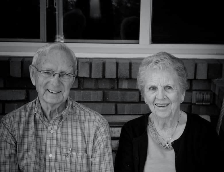 My Grandma and Grandpa